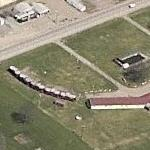 Caboose Motel (Birds Eye)