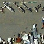Aircraft and Parts at Long Beach Airport (Birds Eye)