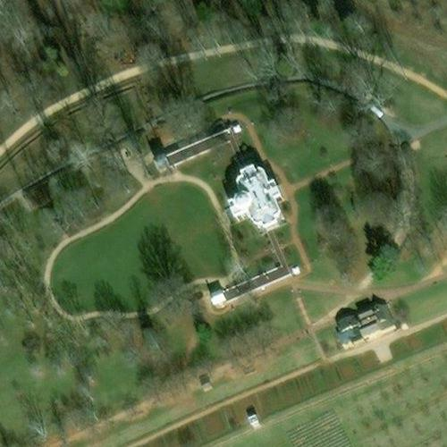 Monticello (Birds Eye)