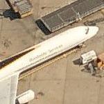 United Parcel Service DC-8-70