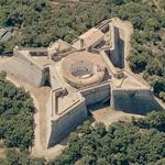Fort Carré (Square Fort) (Bing Maps)