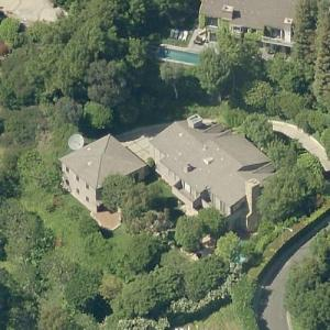 Jay Leno's House (Birds Eye)