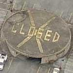 Closed For Landings (Bing Maps)