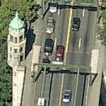 Montlake Drawbridge (Bing Maps)