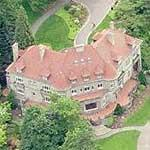Pittock Mansion (Birds Eye)