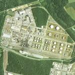 Burghausen Refinery (Bing Maps)