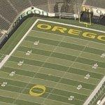 Autzen Stadium - at University of Oregon (Bing Maps)