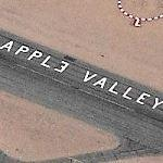 Appl3 (Apple) Valley Airport (Birds Eye)