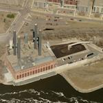 University of Minnesota Steam Plant (Birds Eye)