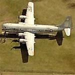 C-97 Stratofreighter at Minneapolis St. Paul International (Birds Eye)