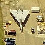 F-14 at Minneapolis St. Paul International Airport (Birds Eye)