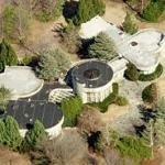 Whitney Houston's House (deceased) (Birds Eye)