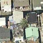 House Boats on Lake Union (Bing Maps)