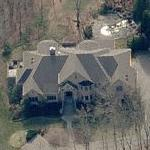 Keith Urban & Nicole Kidman's House (former) (Birds Eye)