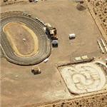 Boulder City R/C Speedway (Birds Eye)