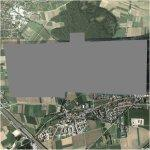 Censored near Sersheim (Bing Maps)
