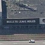 'Bullets Leave Holes' (Birds Eye)