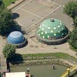 Colorful Domes (Bing Maps)