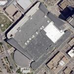 The Colorado Convention Center (Bing Maps)