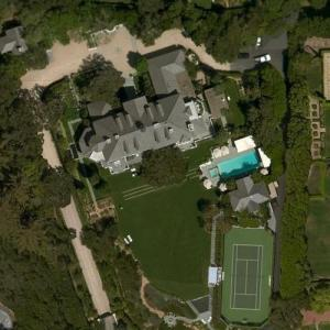 Rob Lowe S House Former In Montecito Ca 3 Virtual