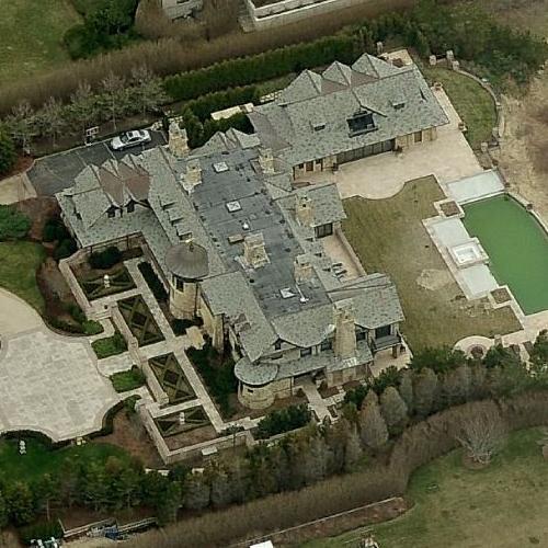 Howard Stern's House In Southampton, NY (Google Maps