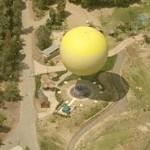 Balloon Safari Ride (Birds Eye)