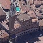 Palazzo Pubblico and Museo Civico (Birds Eye)