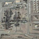 Ciniza refinery (Giant Industries) (Birds Eye)