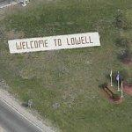 'Welcome To Lowell' (Birds Eye)