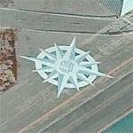 Compass at the Santa Monica Airport (Birds Eye)