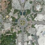 Disneyland (Bing Maps)