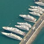 Millionaires Row at IYCA (Bing Maps)