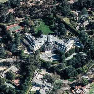 Petra Stunt's house (Birds Eye)