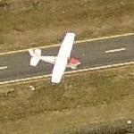 Landing at Montgomery Regional Airport
