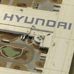 Hyundai Motor Manufacturing Alabama (Birds Eye)
