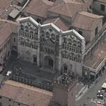Duomo di Ferrara (Birds Eye)