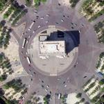 Arc de Triomphe (Bing Maps)