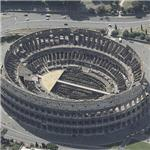 Coliseum Rome (Bing Maps)