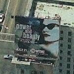 'Power and Beauty' movie poster (Birds Eye)