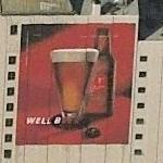 'Well Beer' ad