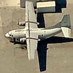 C-123 Provider at Opa-Locka Airport (Birds Eye)