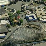 Myrtle Beach Pavilion (Birds Eye)