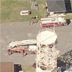 Fire Department training exercise (Birds Eye)