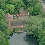 Sarehole Mill of Lord of the Rings Fame (Birds Eye)