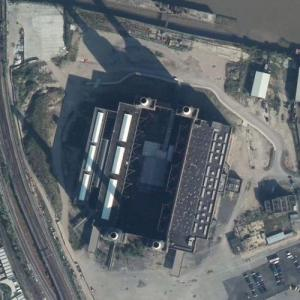 Battersea Power Station (Bing Maps)