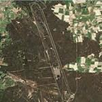 Ehra-Lessien Test Track (Bing Maps)