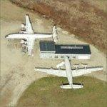 L1649A Super Constellation Starliners (Birds Eye)