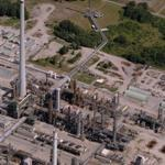 MiRO Karsruhe Refinery (Birds Eye)