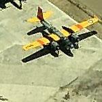 """Invader"" B-26 Invader at Palm Springs Air Museum"