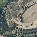 Amphitheatre of Puteoli (Bing Maps)